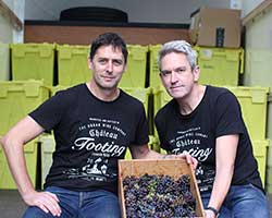 Paul & Richard of Urban Wine Company