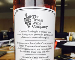 The Urban Wine story 'bottled'