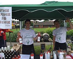 Festival goers, Furzedown Festival, Wandsworth