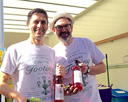 Paul & Richard of Urban Wine