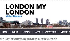 LondonMyLondon