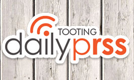 Tooting Daily PRSS