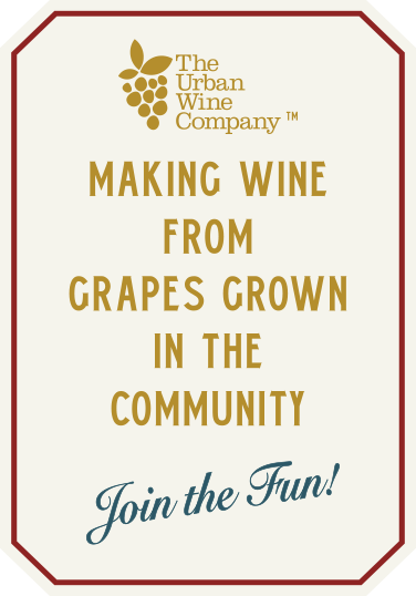 The Urban Wine Company™ - Making Wine from Grapes Grown in the Community